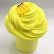 Легкий пластилин Super Light Clay в ведре 1 кг (желтый)