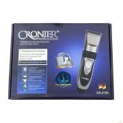 Машинка для стрижки волос Cronier CR-2155 (золотой)