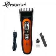 Машинка для стрижки волос ProGemei GM-736 (черный)