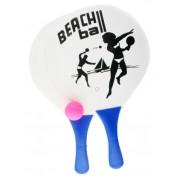 Набор для пляжного тенниса (2 ракетки + 1 шар)
