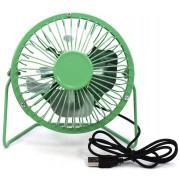 Настольный USB-вентилятор Mini Fan (Зеленый)