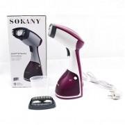 Ручной отпариватель Sokany AJ-2205 фиолетовый