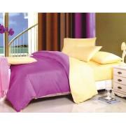Комплект постельного белья Fashion FDJ-32 сатин 1,5 сп (сиреневый)