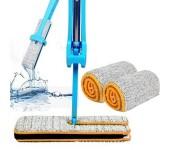 Умная швабра из микрофибры Switch and Clean (Синий)