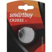 Батарейка CR2032 SmartBuy (Серебро)