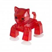 Фигурка для анимационного творчества Stikbot питомца Кошка (Красный)