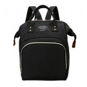 Сумка-рюкзак для мамы living traveling share (Черный)