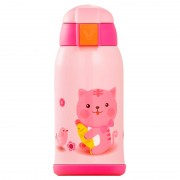 Детский термос Xiaomi Viomi Children Vacuum Flask 590 ml (Розовый)