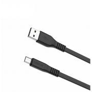Кабель USB Borofone BX5 FlashSync Micro 1м (Черный)