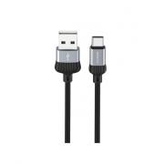 Кабель USB Borofone BX8 MaxSync Type-C 1м (Серый)