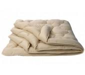 Одеяло Асика всесезонное верблюжья шерсть 150 на 210 стеганое