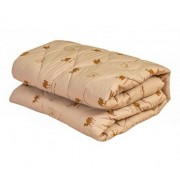 убрал товар Одеяло Растекс из верблюжьей шерсти 150*210 стеганое