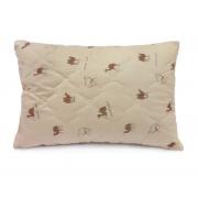 Подушка Растекс из верблюжьей шерсти 50х70 стеганое