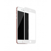 Защитное стекло 3D Borofone для iPhone 7/8 BF1 (Белый)
