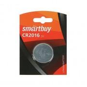 Батарейка CR2016 SmartBuy (Серебро)