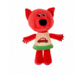 Мягкая игрушка Мимимишка Лисичка 30 см (Красный)