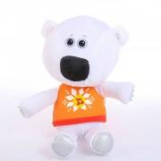 Мягкая игрушка Мимимишка Медвежонок Белая тучка 35 см (Белый)