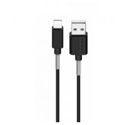 Кабель USB Borofone BX11 uJet Lightning 1м (Черный)