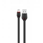 Кабель USB Borofone BX4 QuickSync Micro 1м (Черный)
