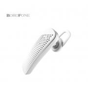Беспроводные наушники Borofone BC8 ProTalk Mono Business Bluetooth Earphone (Белый)