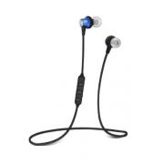 Беспроводные наушники Borofone BE11 Listening Magnetic Sports Bluetooth Earphone (Голубой)