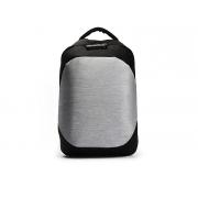 Водонепроницаемый рюкзак Luxury Coded с кодовым замком и USB зарядкой (Серый)