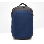 Водонепроницаемый рюкзак Luxury Coded с кодовым замком и USB зарядкой (Синий)