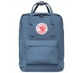 Тканевый рюкзак Fjallraven Kanken Classic Bag (Голубой)