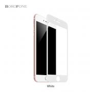 Защитное стекло 2.5D Borofone для iPhone 7/8 BF2 (Белый)