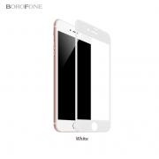 Защитное стекло 2.5D Borofone для iPhone 7plus/8plus BF2 (Белый)