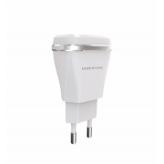 Сетевое зарядное устройствоBorofone BA1A Usb (Белый)