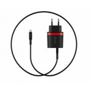 Сетевое зарядное устройствоBorofone BA7A Micro Usb Charger (Черный)