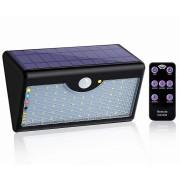 Светодиодный светильник на солнечной батарее Triganle Waterproof Solar Wall Light