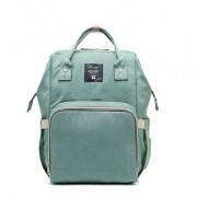 Сумка-рюкзак для мам Anello (Лазурный)