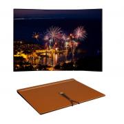 Экран книга для проектора 41 см x 28.6 см 20 дюймов формат 3 на 4