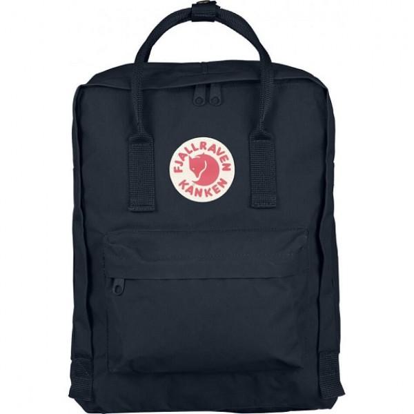 Школьный рюкзак Fjallraven Kanken classic (Черный)