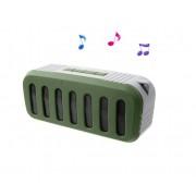 Аудиоколонка N Rixing NR 2013 беспроводная bluetooth (Зеленый)