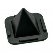 Подставка держатель для телефона пирамида (Черный)
