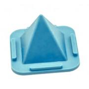 Подставка держатель для телефона пирамида (Синий)