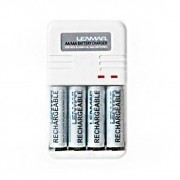 Зарядное устройство Lenmar PRO-120R для батареек AA и AAA