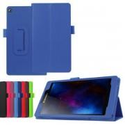 Чехол для планшета Lenovo tab 4 7 TB-7304 (Темно-синий)