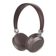 Беспроводные наушники Bluetooth Hoco W13 Fanmusic wireless (Коричневый)