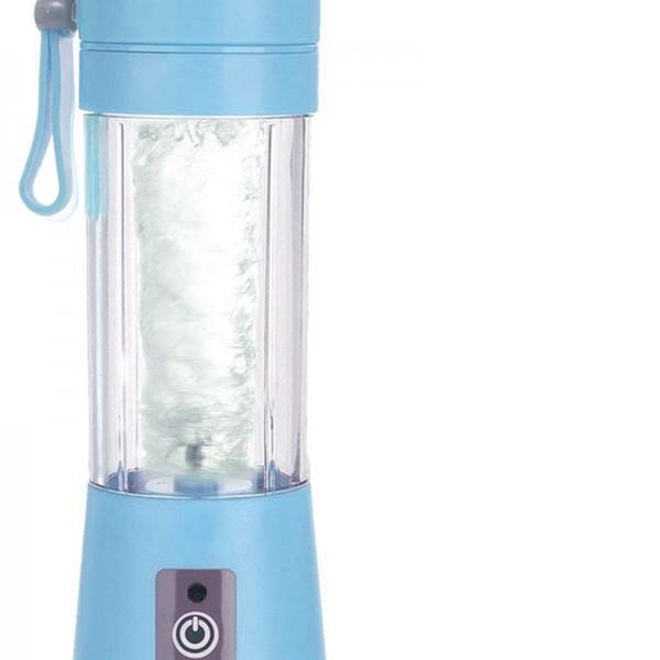 Бутылка блендер (шейкер) Daiweina Juicer Cup (Голубой)