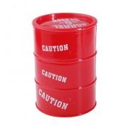 Лизун антистресс жвачка для рук Barrel O Slime в канистре (Красный)