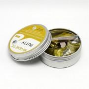 Слайм магнитный пластилин лизун жвачка для рук Magnetic Hand Putty (Золотой)
