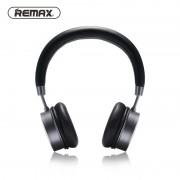 Беспроводные накладные Bluetooth наушники Remax 520HB (Черный)