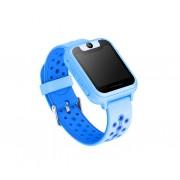 Детские умные часы Smart Watch X с камерой (Синие)