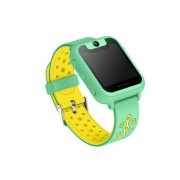 Детские умные часы Smart Watch X с камерой (Зеленые)