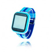 Детские умные часы GPS WiFi Smart Watch PK Q100 DS18 (Голубые)