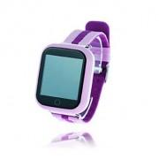 Детские умные часы GPS WiFi Smart Watch PK Q100 DS18 (Розовые)